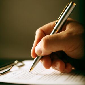 Brief schrijven